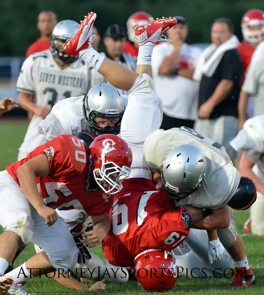 From Football 2012 08 18 Cumberland Valley vs South Western