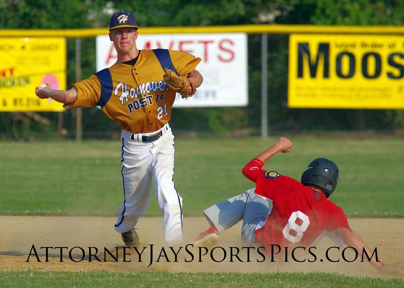 From Baseball 2012 06 29 Hanover 6 Dover 2