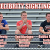 Bermudian Springs Eagles athletic standouts support the Eagles girls soccer team.