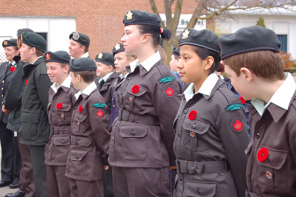 Remembrance Day Parades