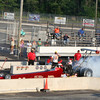 Top Alcohol Dragster Burnouts & Action :