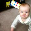 Mackenzie starts to walk 10 1/2 months take 1