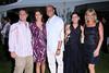 intimate dinner hosted by Hampton Magazine's Haley & Jason Binn and Debra Halpert along with Sara Herbert-Galloway & Alan Becker, Southampton, USA