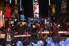 New Year's Eve 2009 celebration, New York, USA