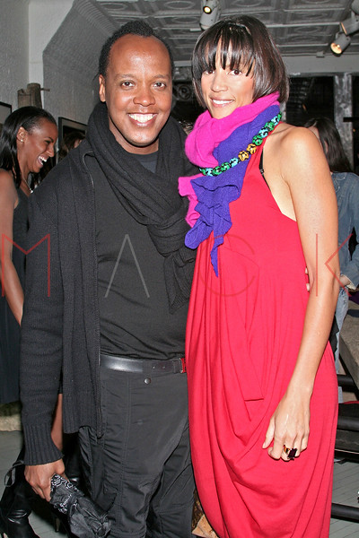 Cocktail Party hosted by Donna Karan & Victoria, New York, USA