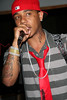 """NEW YORK - JULY 09:  Yung Berg welcomes listeners at his """"Look What You Made Me"""" album listening party at Legacy Studios on July 9, 2008 in New York City.  (Photo by Steve Mack/S.D. Mack Pictures) *** Local Caption *** Yung Berg"""