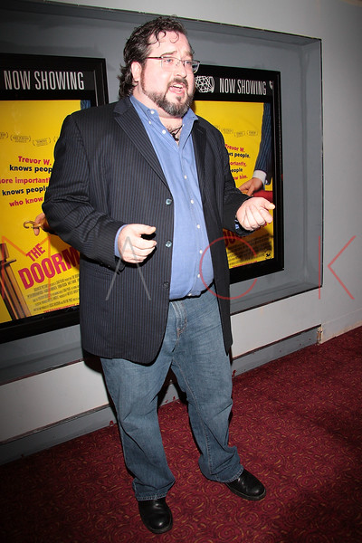 "NEW YORK - JULY 14:  Brian Devine attends ""The Doorman"" premiere at the Village East Cinema on July 14, 2008 in New York City.  (Photo by Steve Mack/S.D. Mack Pictures) *** Local Caption *** Brian Devine"