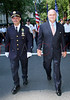 NEW YORK - JUNE 08:  New York City Police Commissioner Raymond Kelly attends the 2008 National Puerto Rican Day Parade on June 8, 2008 along Fifth Avenue in New York City.  (Photo by Steve Mack/S.D. Mack Pictures) *** Local Caption *** Raymond Kelly