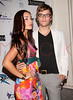 NEW YORK - JUNE 11:  Actors Ewa De Cruz and Van Hansis attend the 19th Annual Pre-Daytime Emmy Awards Party at Nikki Midtown on June 11, 2008.  (Photo by Steve Mack/S.D. Mack Pictures) *** Local Caption *** Ewa De Cruz; Van Hansis
