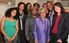 """NEW YORK - JUNE 19:  Ruby Dee visits the cast of """"Passing Strange"""" on June 19, 2008 at Belasco Theater in New York.  (Photo by Steve Mack/S.D. Mack Pictures) *** Local Caption *** Ruby Dee"""