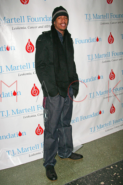 NEW YORK - MARCH 2:  Rapper Nick Cannon attends the TJ Martell Foundation's 9th Annual Family Day at Roseland on March 2, 2008 in New York City. (Photo by Steve Mack/S.D. Mack Pictures) *** Local Caption *** Nick Cannon