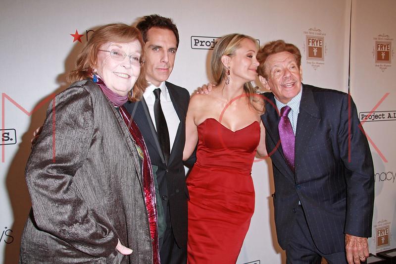 "Project A.L.S. benefit gala ""Tomorrow is Tonight"", New York, USA"