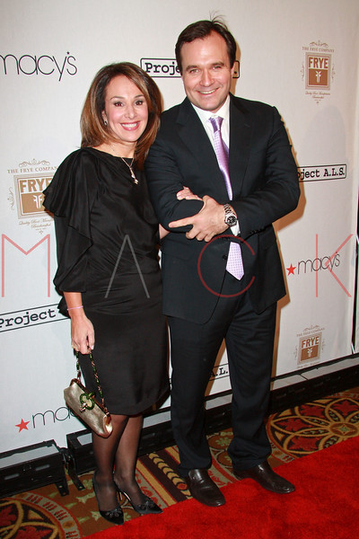 "Project A.L.S. benefit gala ""Tomorrow is Tonight"", New York, USA"
