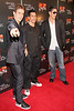 """New Kids on the Block """"The Block"""" Album Release Party, New York, USA"""
