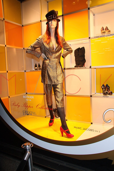 Mercedes-Benz Fashion Week Spring 2009 - Warner Bros Studios 70th anniversary celebration of The Wizard of Oz, New York, USA