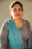 New York - September 18: Sandhya Patangay of hennastudio.com at Travel + Leisure Magazine's Project Globe at GlassHouses 14 & 21 - Thursday, September 18, 2008 in New York, NY.  (Photo: Travel + Leisure by Steve Mack).