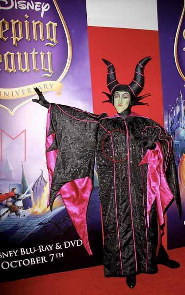 "Walt Disney ""Sleeping Beauty"" DVD Release, New York, USA"