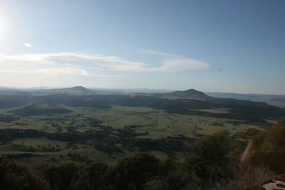 Capulin Volcano National Monument, NM