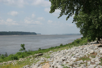 The Mississippi at Memphis