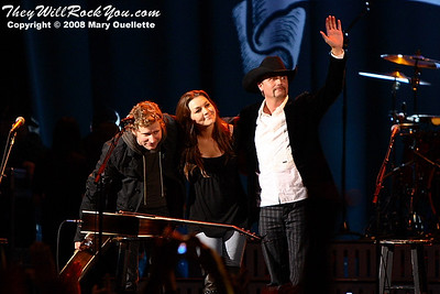 Dierks Bentley, Gretchen Wilson, John Rich