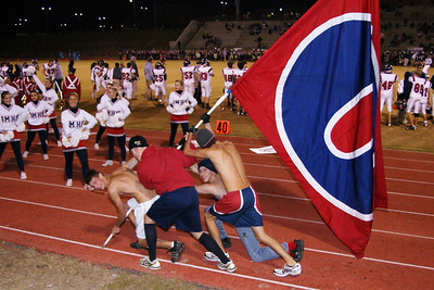 Flag Runners