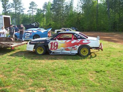 Clarys Speedway 4/26/08