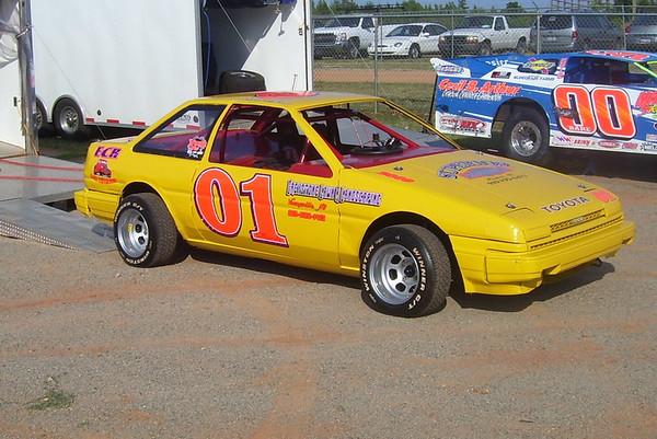 Clarys Speedway, June 28 2008
