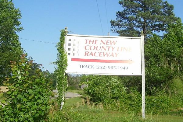 County Line Raceway 5/17/08