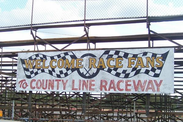 County Line Raceway 8/23/08