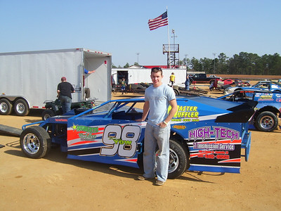 Fayetteville Motor Speedway March 22, 2008