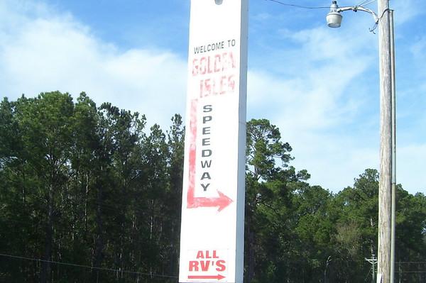 Golden Isles Speedway 2/2/08