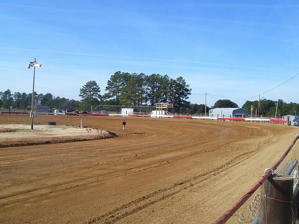 2008 Dirt Track racing