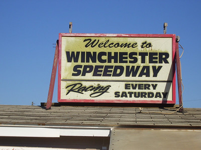 Winchester Speedway, October 26th 2008