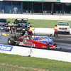 Top Alcohol Funny Car Action :