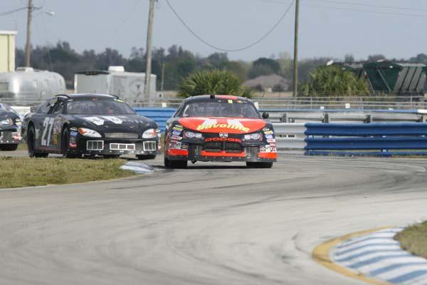 No-0803 Race Group 8 - Historic Stock Car Series