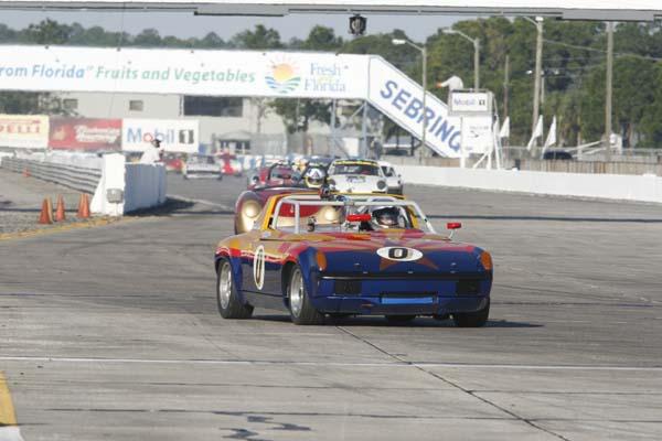 No-0803 Race Group V - Rolex Vintage Enduro
