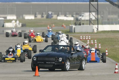 No-0804 Race Group 5 - FF, CF