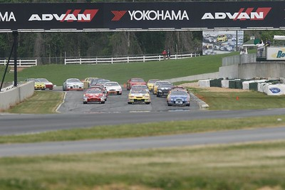 No-0807 Race Group 8 - Historic Stock Cars
