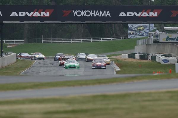 No-0807 Race Group 9 - IMSA Historic GT