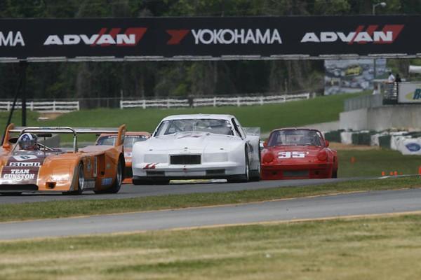 No-0807 Race Group H - Rolex Historic Enduro