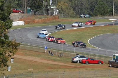 No-0815 Race Group S - Historic Stock cars