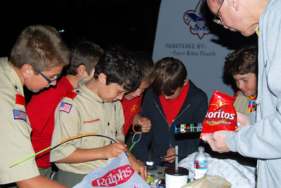 10/25/2008 - Fall Camporee at Canyon Park, Irvine. Part II