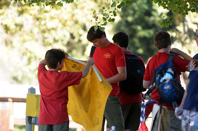 10/25/2008 - Fall Camporee at Canyon Park, Irvine. Part I