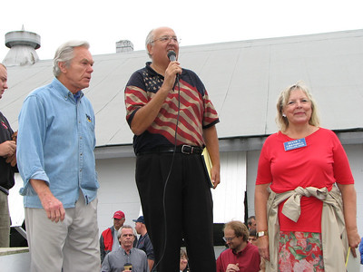 2008 Geauga Fair Chicken Flying Contest