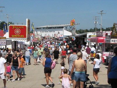2008 Great Geauga County Fair Saturday