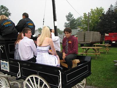 2008 Junior Fair King & Queen Coronation