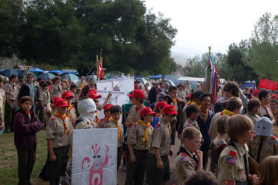 4/19/2008 - Spring Camporee at Canyon Park, Irvine. Part II