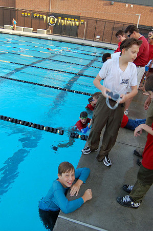4/24/2008 - Swim Merit Badge Day