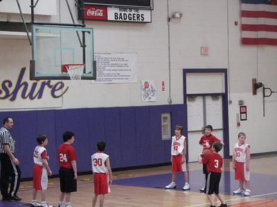 Burton-Cardinal Rec. Basketball