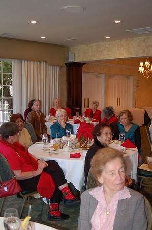 12-08 Las Madrinas Christmas Party